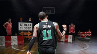 What tricks can Toronto try to slow down Kyrie Irving?