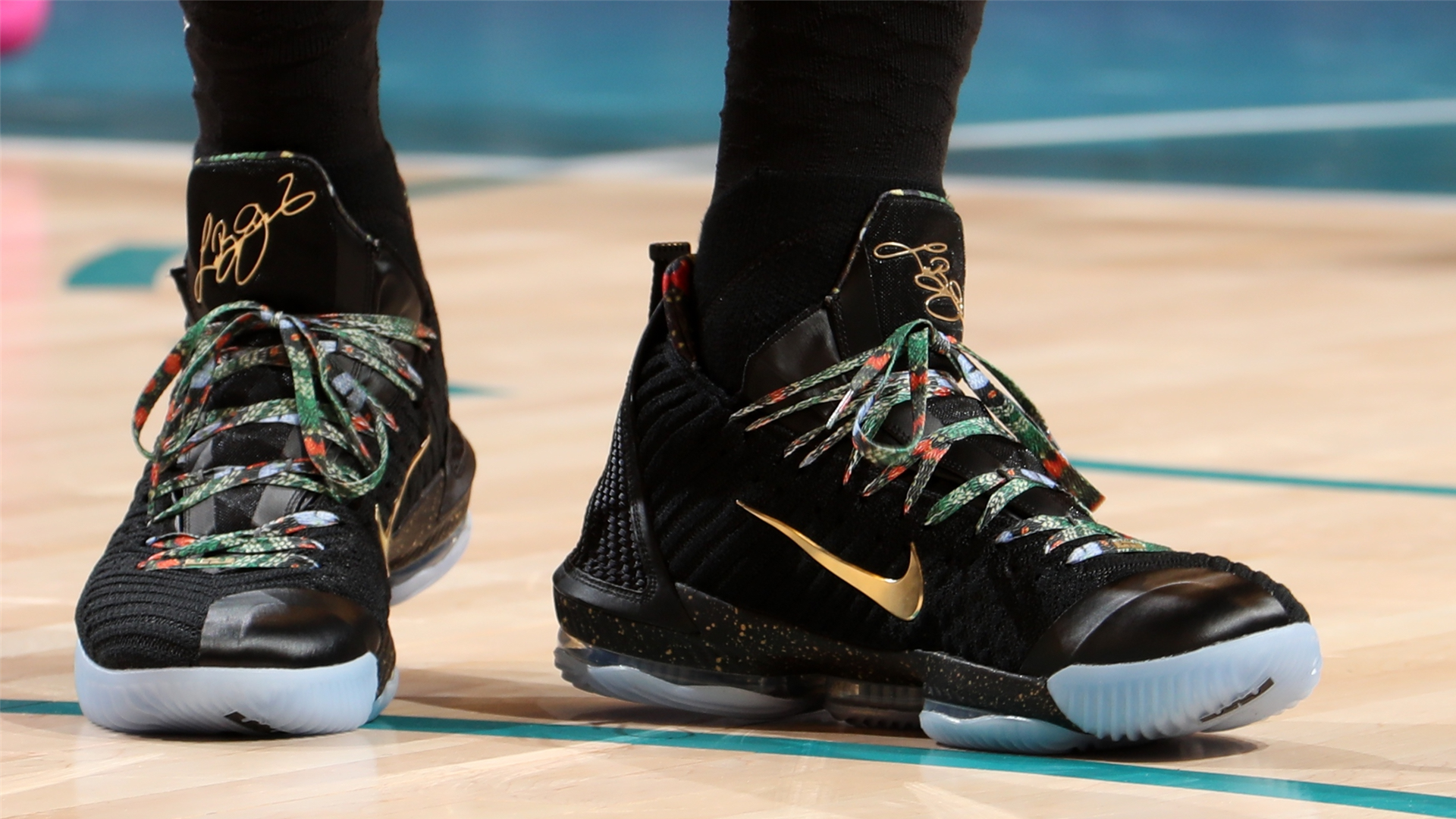 998b01c62fa25 NBA All-Star 2019  Every sneaker worn at the All-Star Game