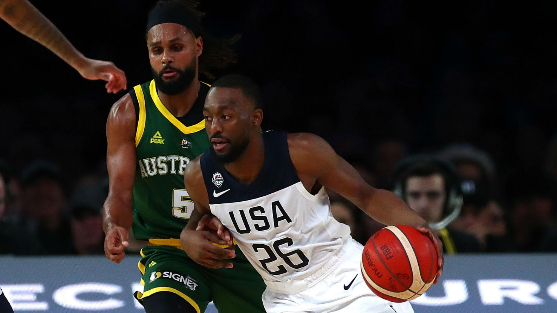 FIBA World Cup 2019: Three takeaways from Team USA's 102-86 win over Australian Boomers