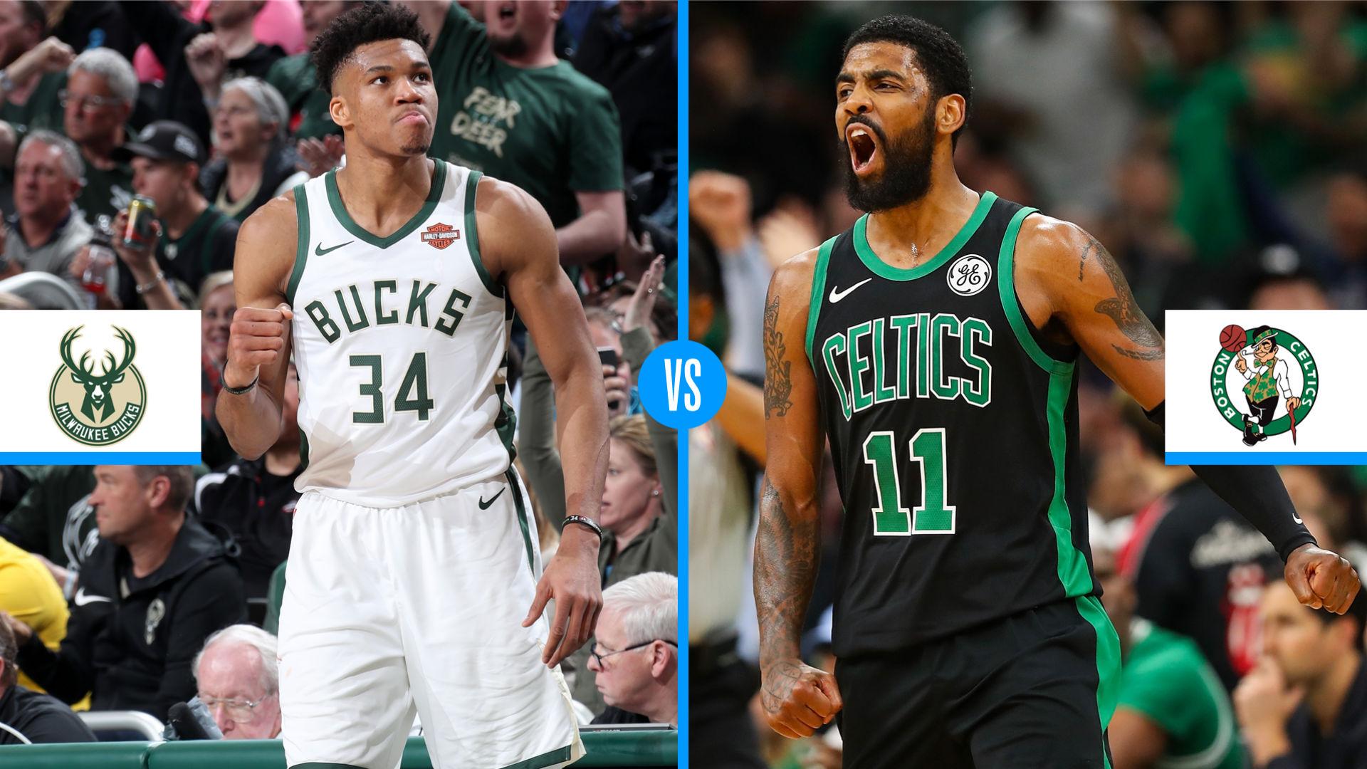 NBA Playoffs 2019: Milwaukee Bucks Vs. Boston Celtics
