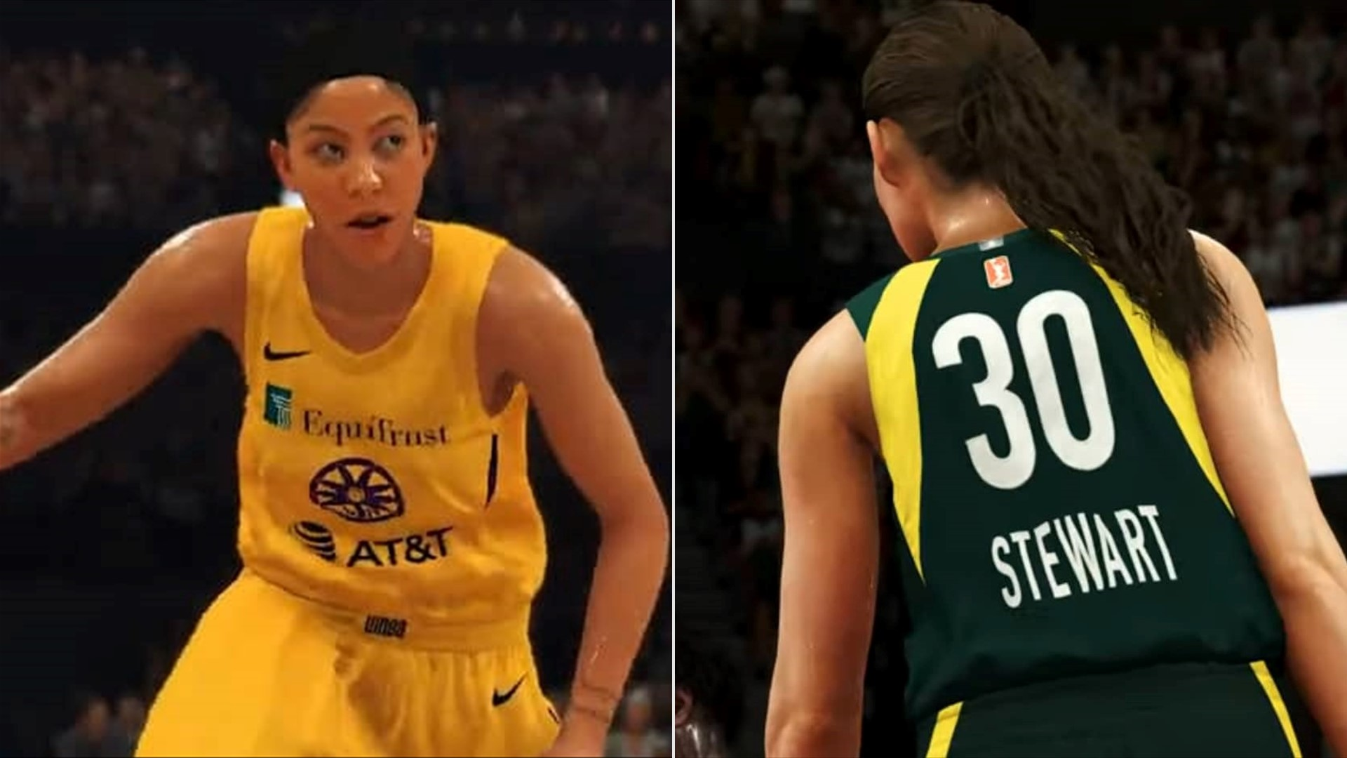All 12 WNBA teams and players set to debut in NBA 2K20