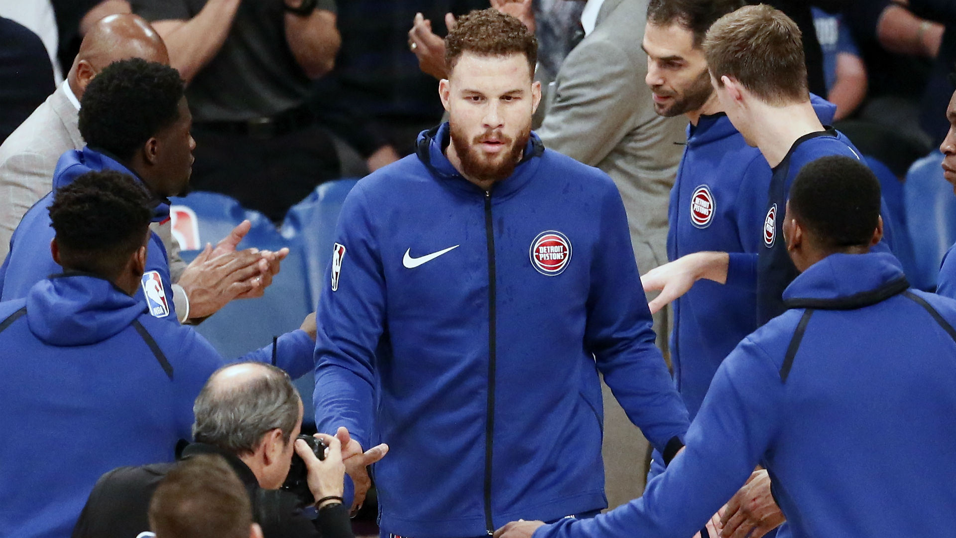 NBA Scores and highlights: Blake Griffin visits Clippers ...