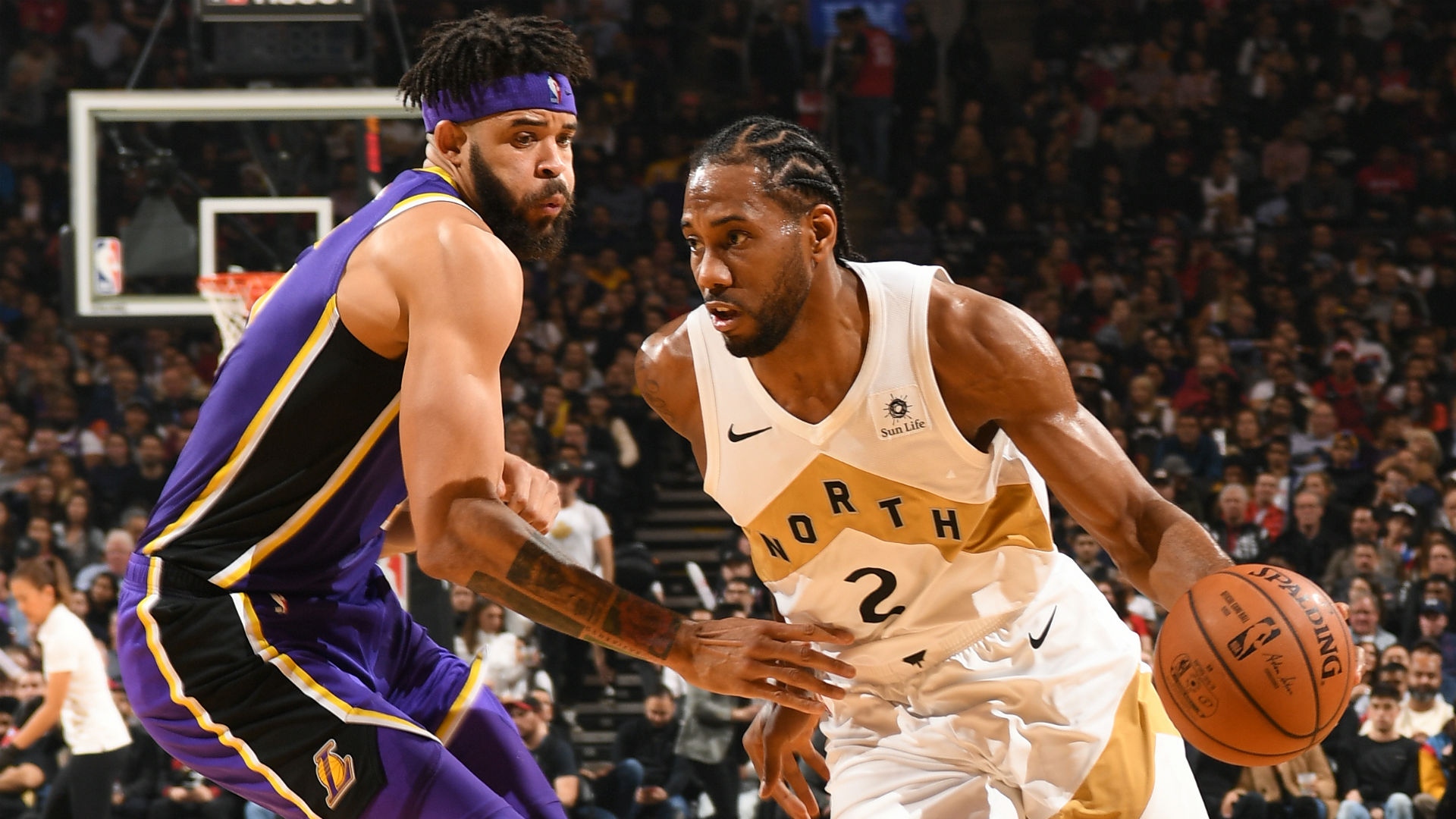 c7dd2d1b0cf Kawhi Leonard holds Toronto Raptors record for most games as leading scorer  in first season with franchise | NBA.com Canada | The official site of the  NBA. );