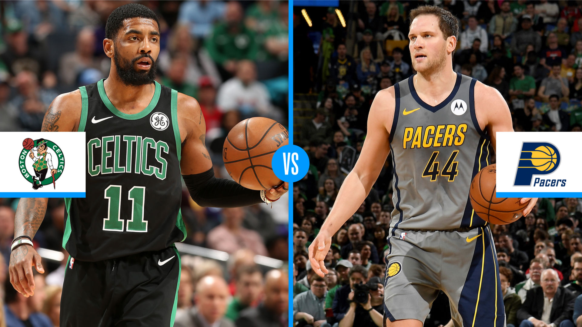 NBA Playoffs 2019: Boston Celtics Vs. Indiana Pacers