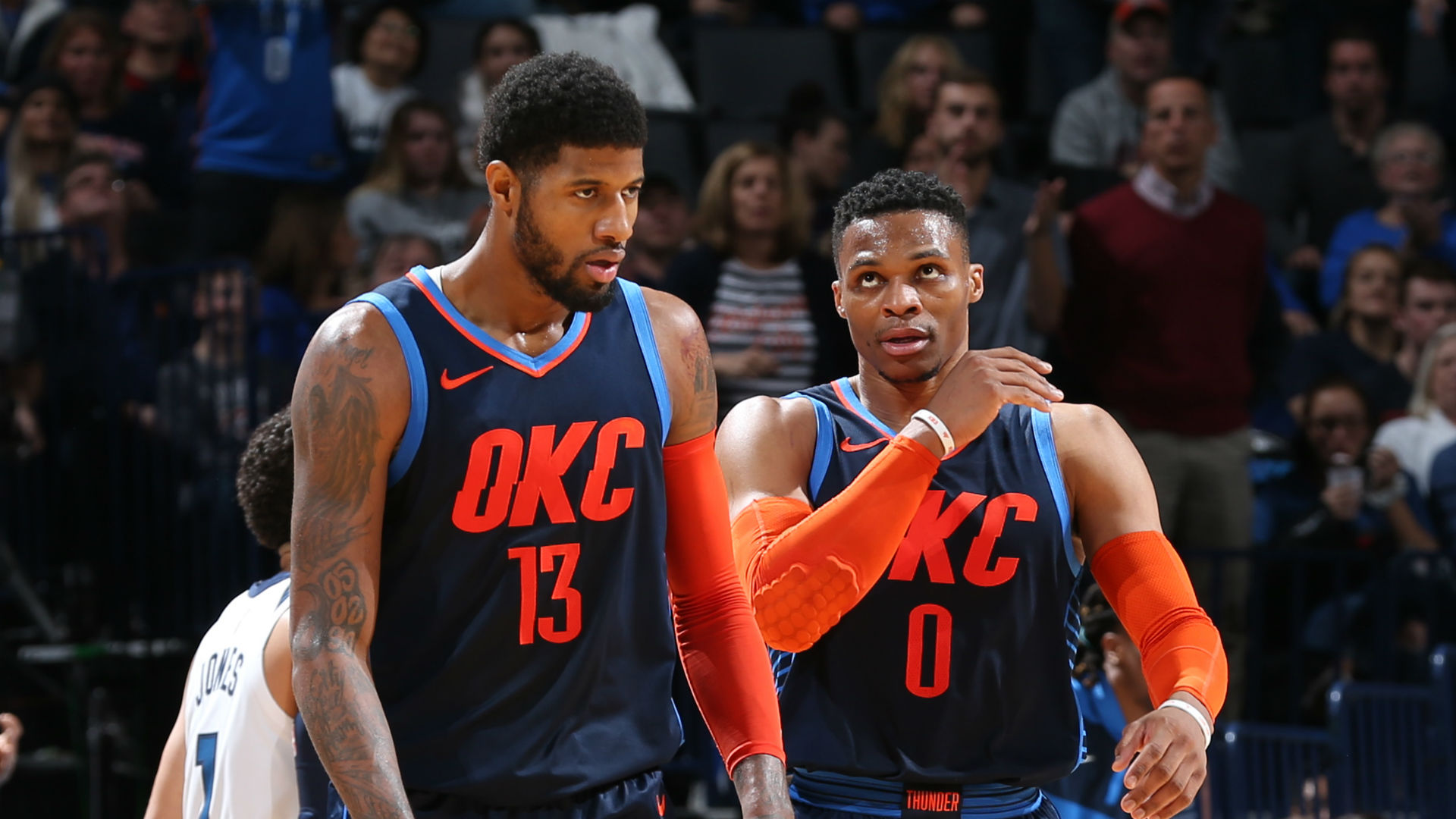 What's next for Paul George, Russell Westbrook and the Oklahoma City Thunder?