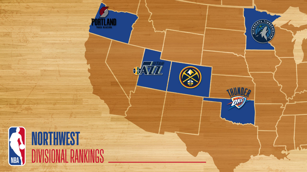 Divisional Rankings: Are the Jazz ready to rule the Northwest Division?