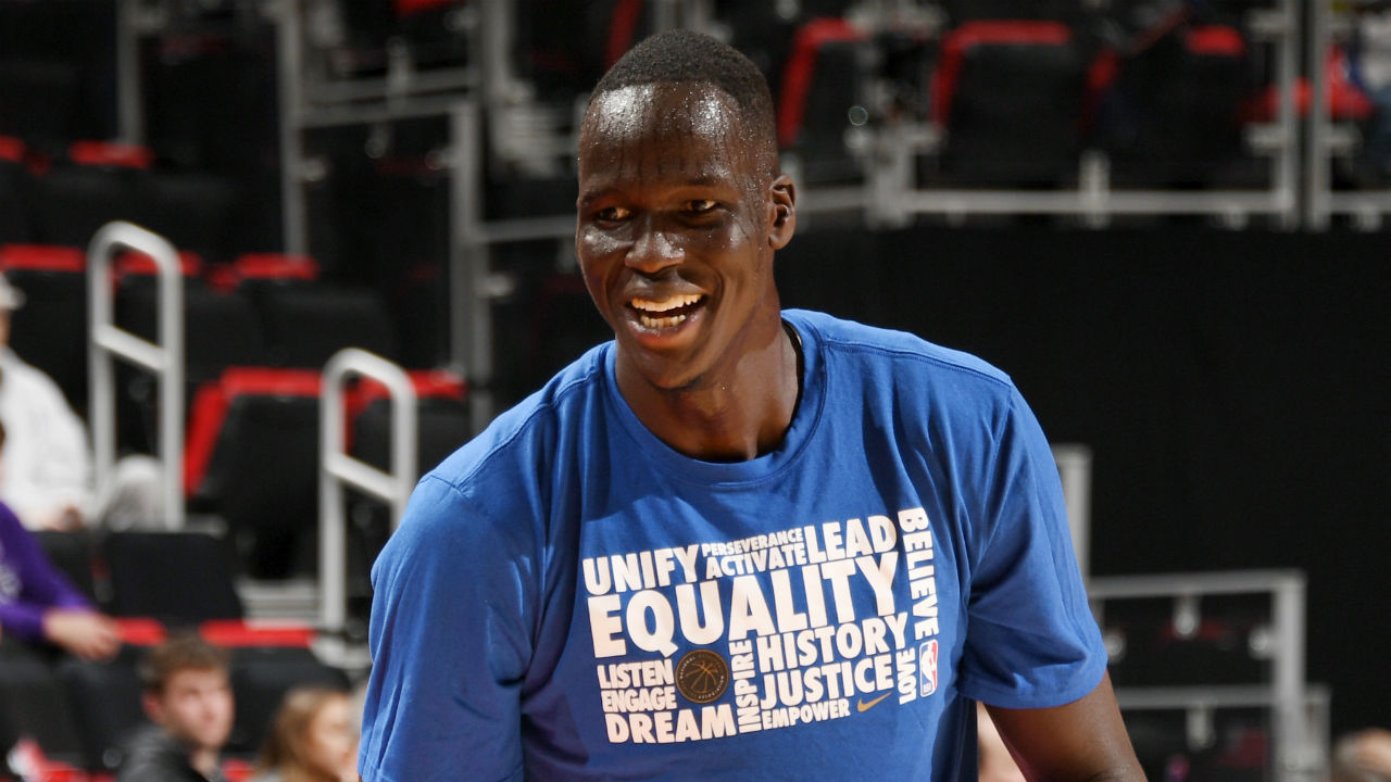 FIBA Basketball World Cup 2019: Thon Maker withdraws from Australian Boomers squad