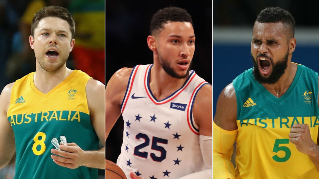 FIBA Basketball World Cup 2019: How will the Boomers line up for the World Cup in China, following Ben Simmons' announcement?