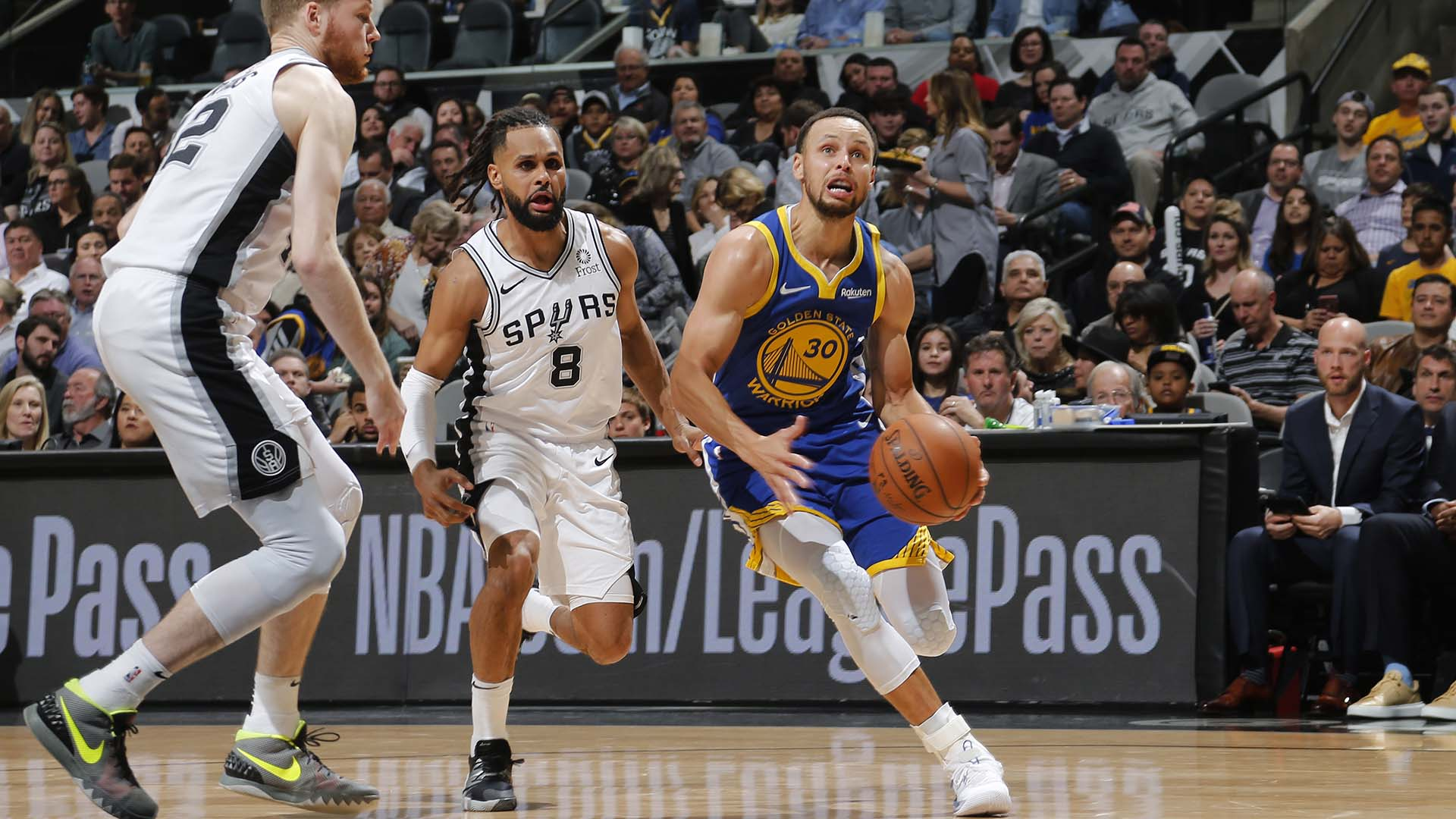 Takeaways from the San Antonio Spurs tough win over the Golden State Warriors