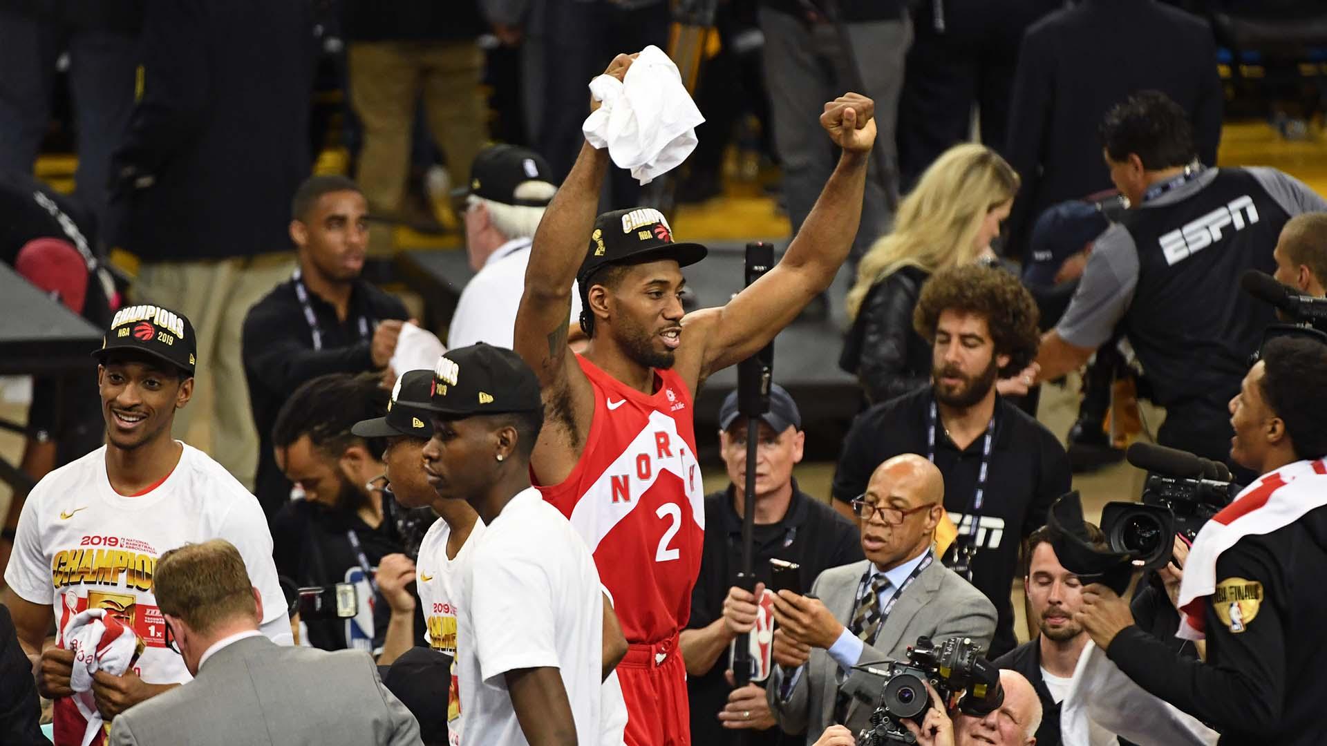 Finales NBA 2019: Kawhi Leonard, El MVP Que Renació En