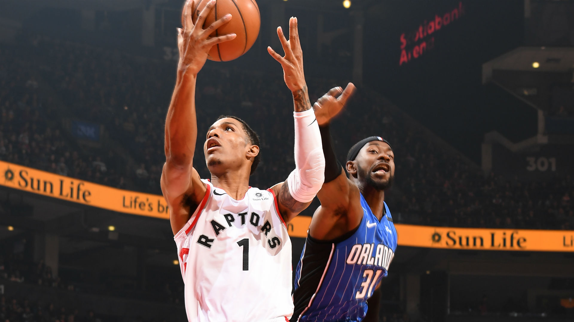 Nba Playoffs 2019 Patrick Mccaw Available For Toronto