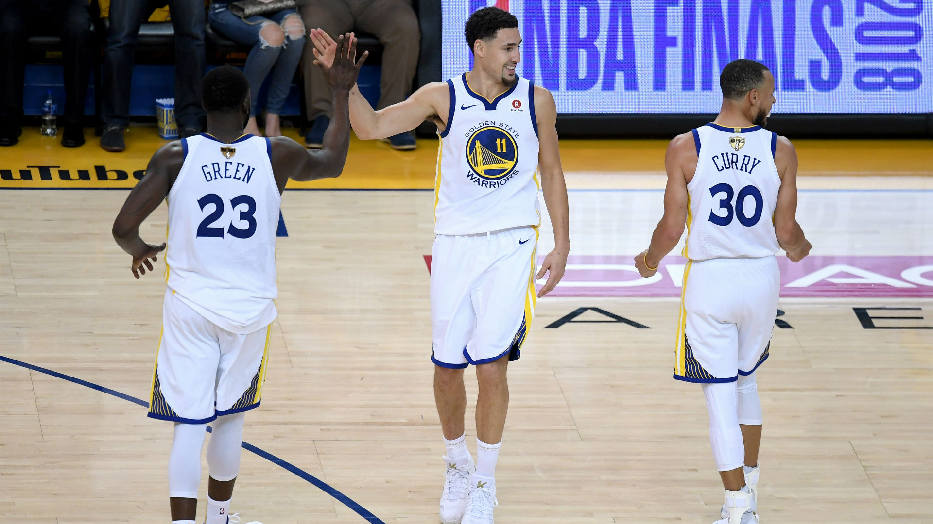 Are the Golden State Warriors a lock to make the playoffs next season?