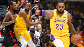 Kawhi-KD clash and LeBron's game at Staples Center headlined the action on Friday.