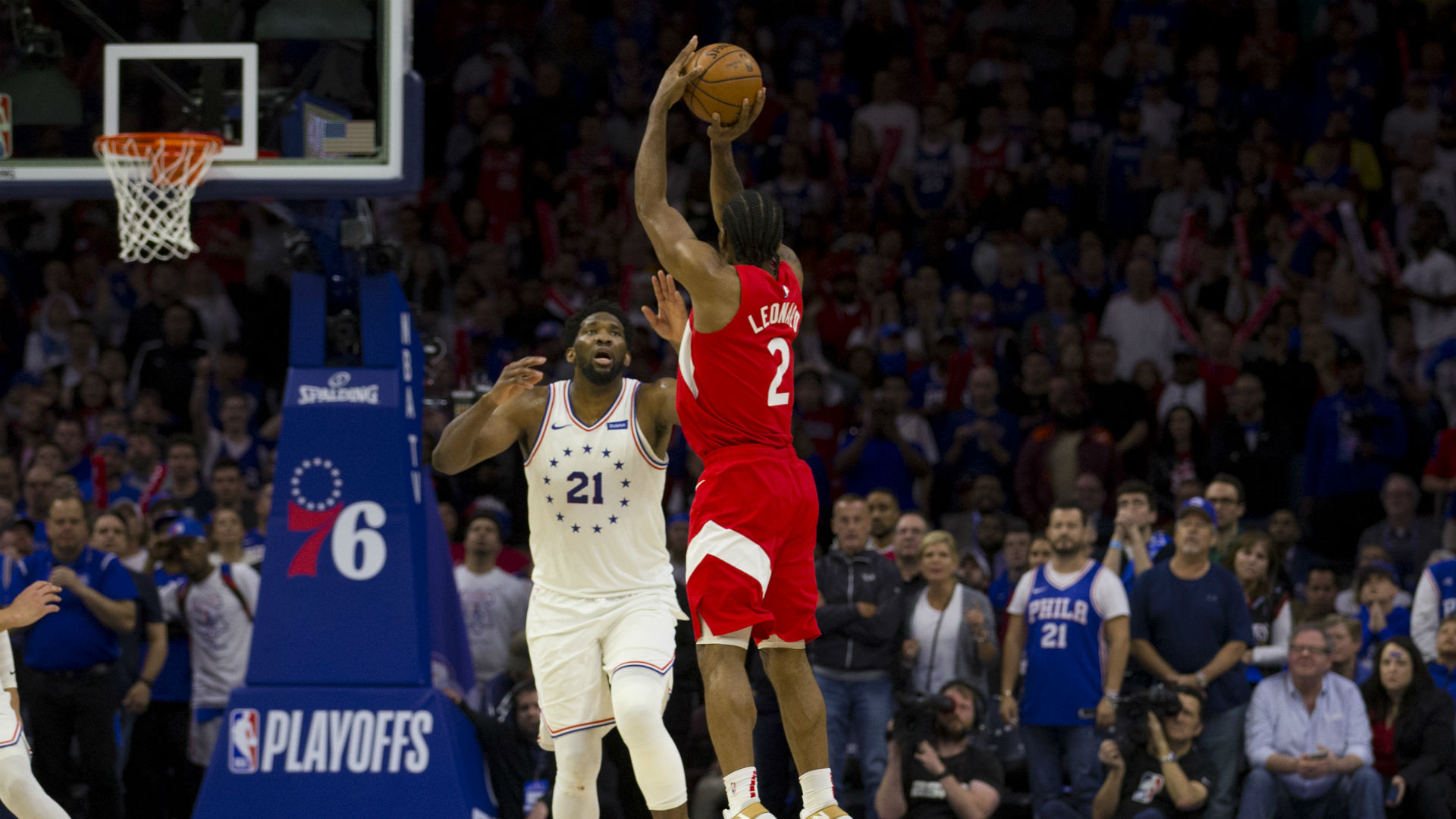 NBA Playoffs 2019: Five stats to know from Kawhi Leonard's ...