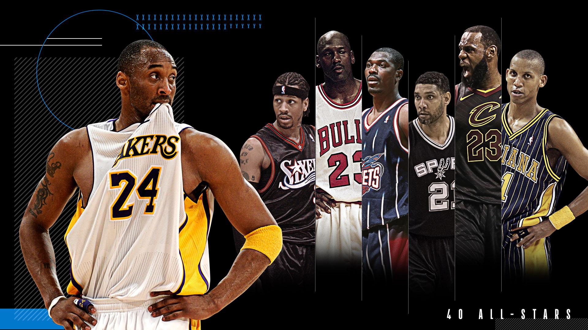 Details behind Kobe Bryant's biggest individual rivalries