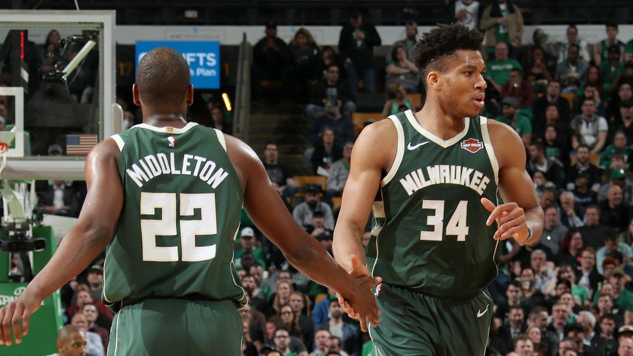 NBA Playoffs 2019: Boston Celtics Vs. Milwaukee Bucks Live