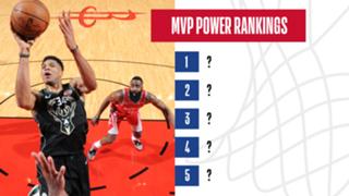 Harden Giannis MVP