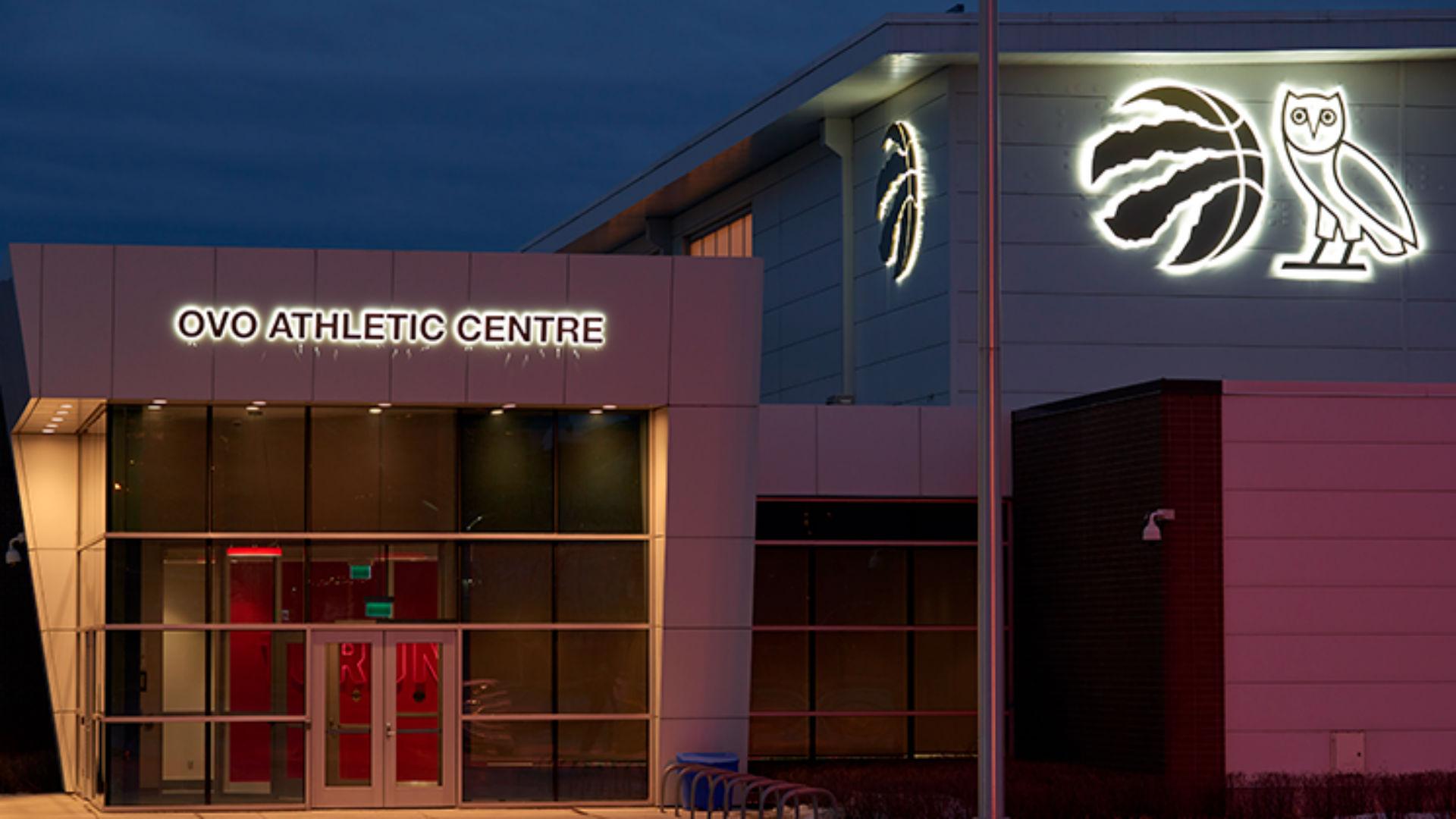 Toronto Raptors Training Facility Officially Rebranded