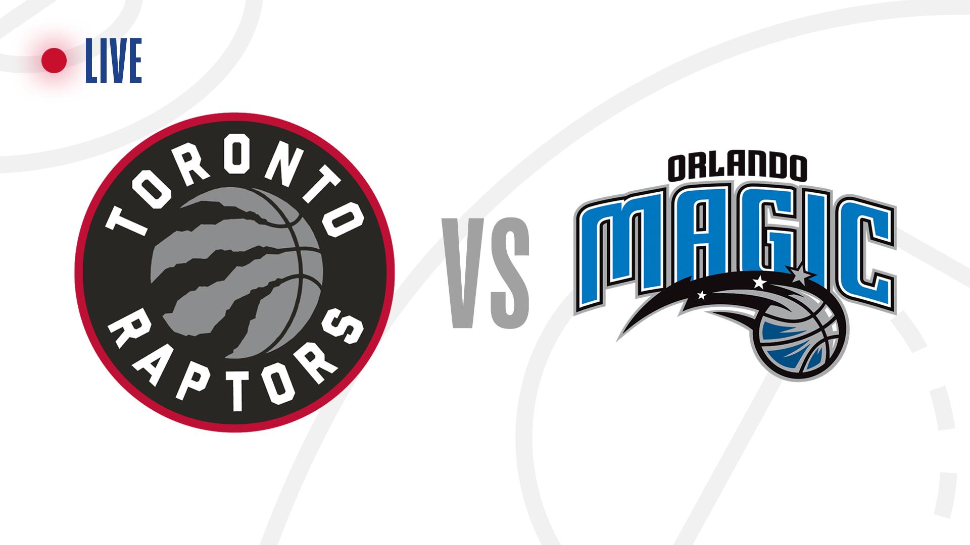 Nba Playoffs 2019 Toronto Raptors Vs Orlando Magic Live