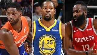#Thompson #Durant #Harden