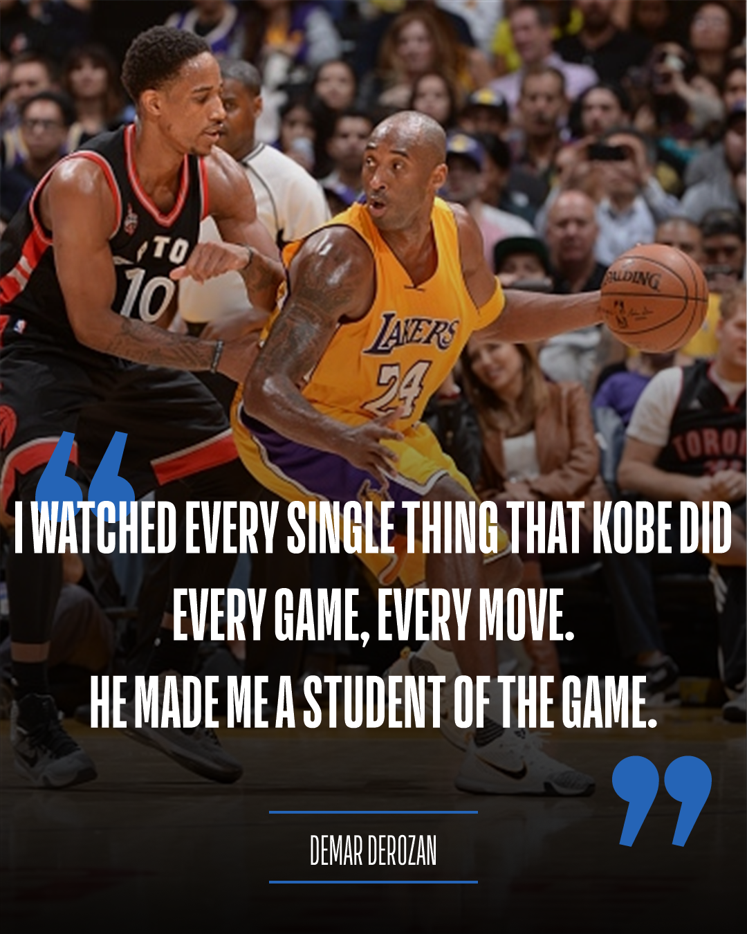 Kobe Bryant Quotes: Kobe Bryant's 40 Gifts He Has Given To The Game Of