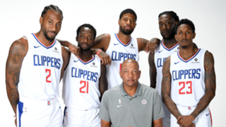 The 2019-20 LA Clippers