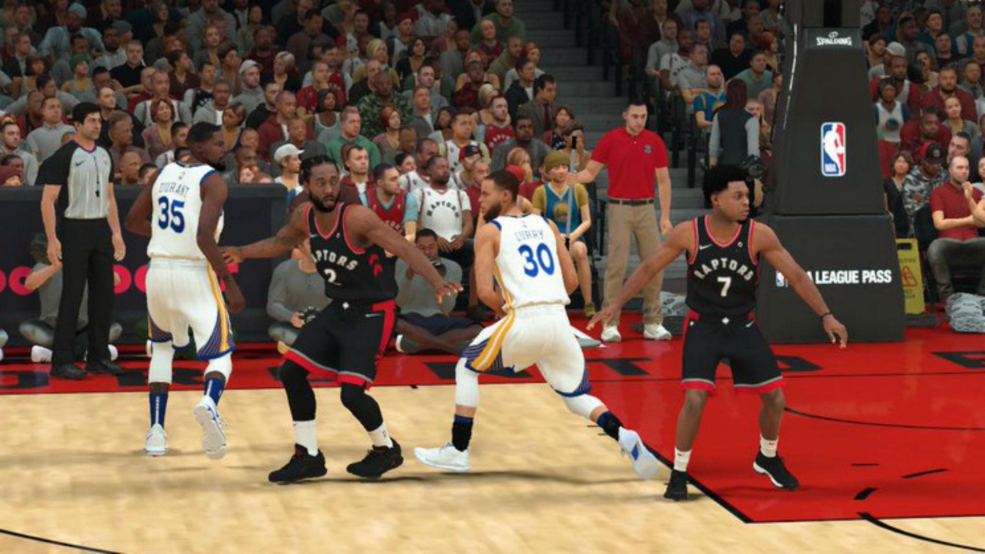 'NBA 2K19' regular season simulations 'heavily favour' Raptors, Warriors | NBA.com