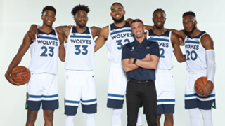 2019-20 Minnesota Timberwolves possible starting line-up
