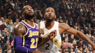 Can LeBron James hold off Kawhi Leonard for the title as best player in the NBA?