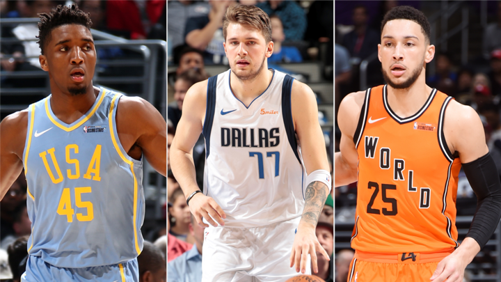 Saturday Preview: Rising Stars Game - Team World vs Team ...