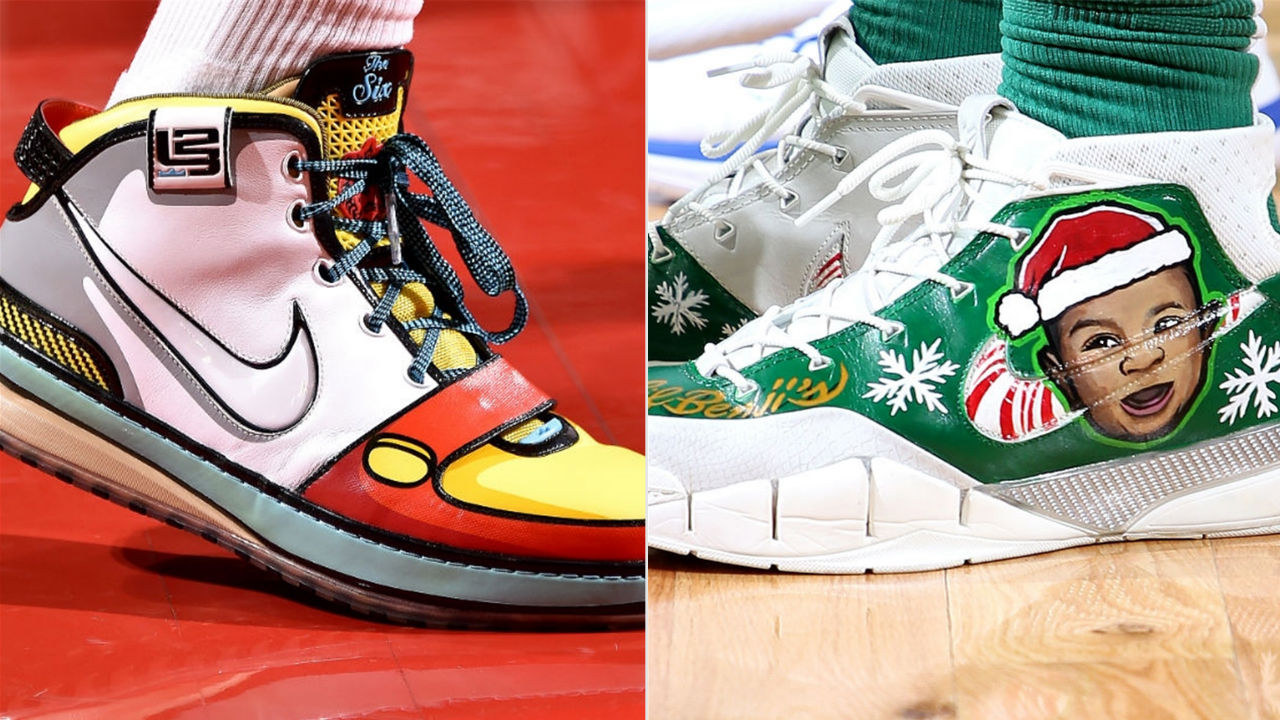 separation shoes 7848b 3b447 The best sneakers from NBA Christmas Day   NBA.com. )