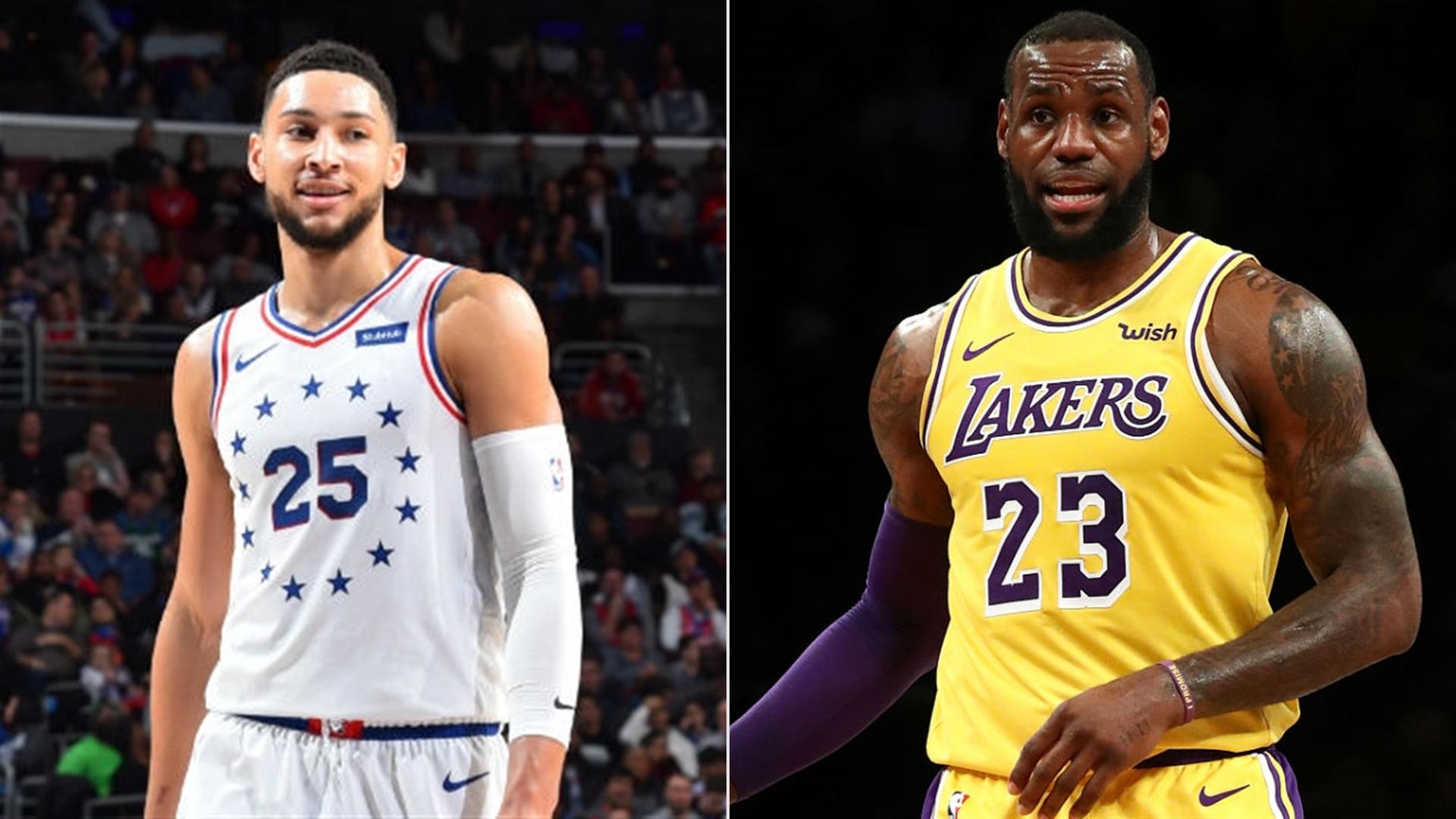 LeBron James tops NBA s best selling jersey for 2018 19 in Australia ... ba18b4423