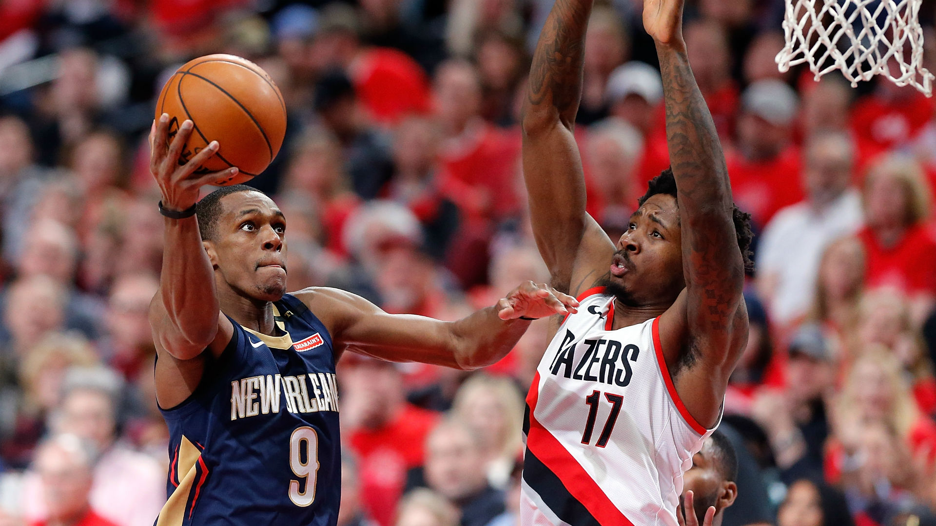 Playoff Rajon Rondo Has Returned With The Pelicans, But