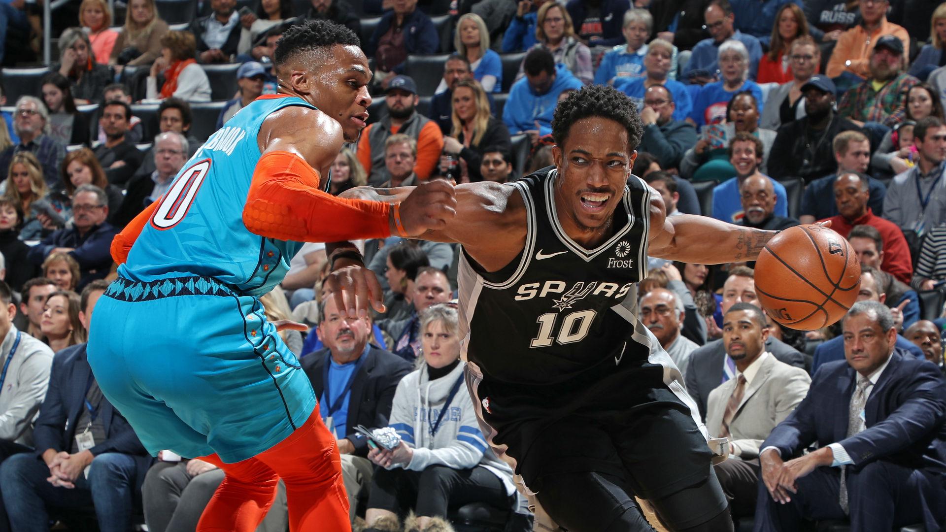 NBA All-Star Game 2019: Should DeMar DeRozan have been ...