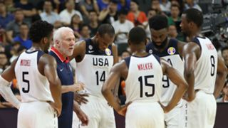 The loss to France snapped a 58-game win streak for Team USA.