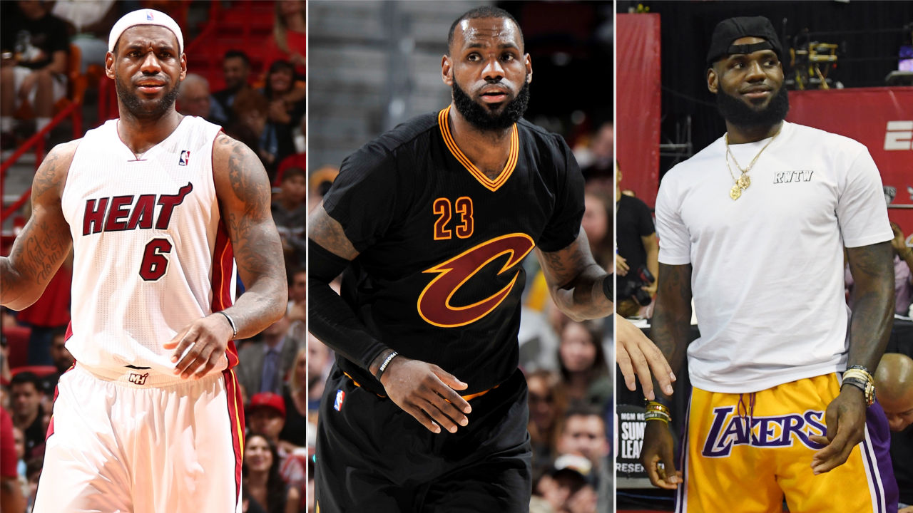 a46ea7e9803c Each stop in LeBron James  career has added new element to his legacy