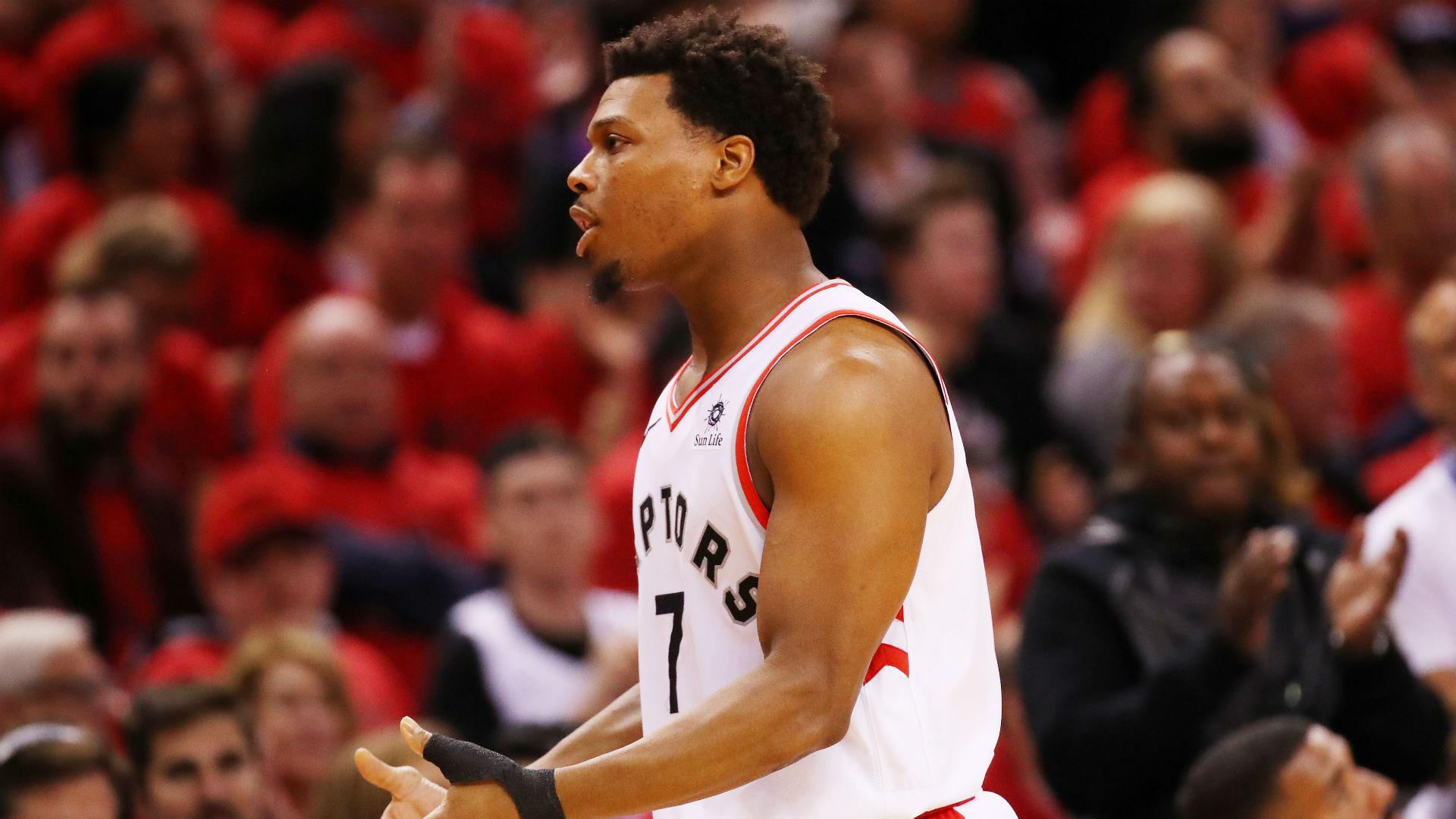 Report: Toronto Raptors guard Kyle Lowry undergoes procedure on left thumb, eyes USA Basketball training camp return