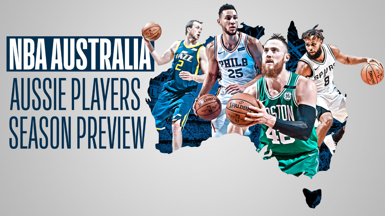 NBA Season Preview: How each Australian player stacks up heading into the regular season