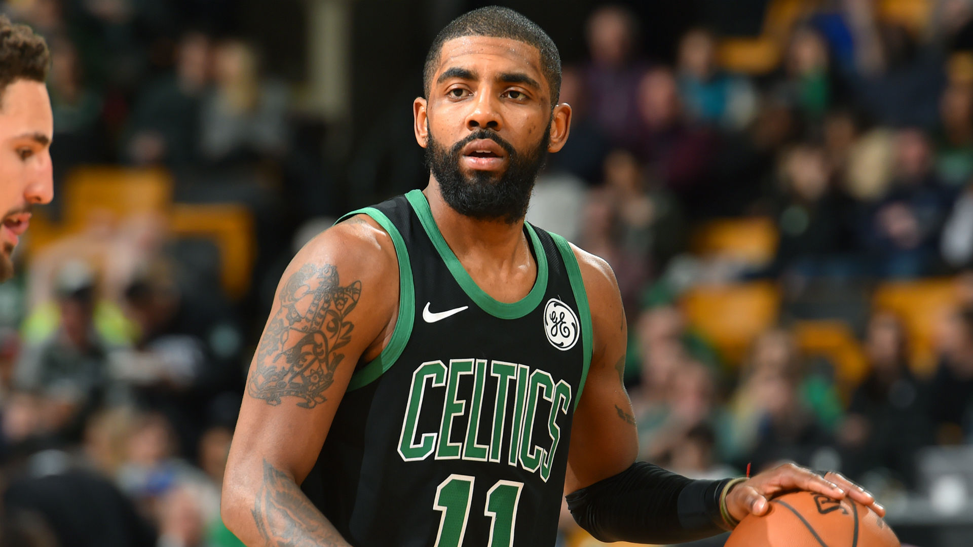 The simple possession shows a new side of Kyrie Irving ...Kyrie Irving