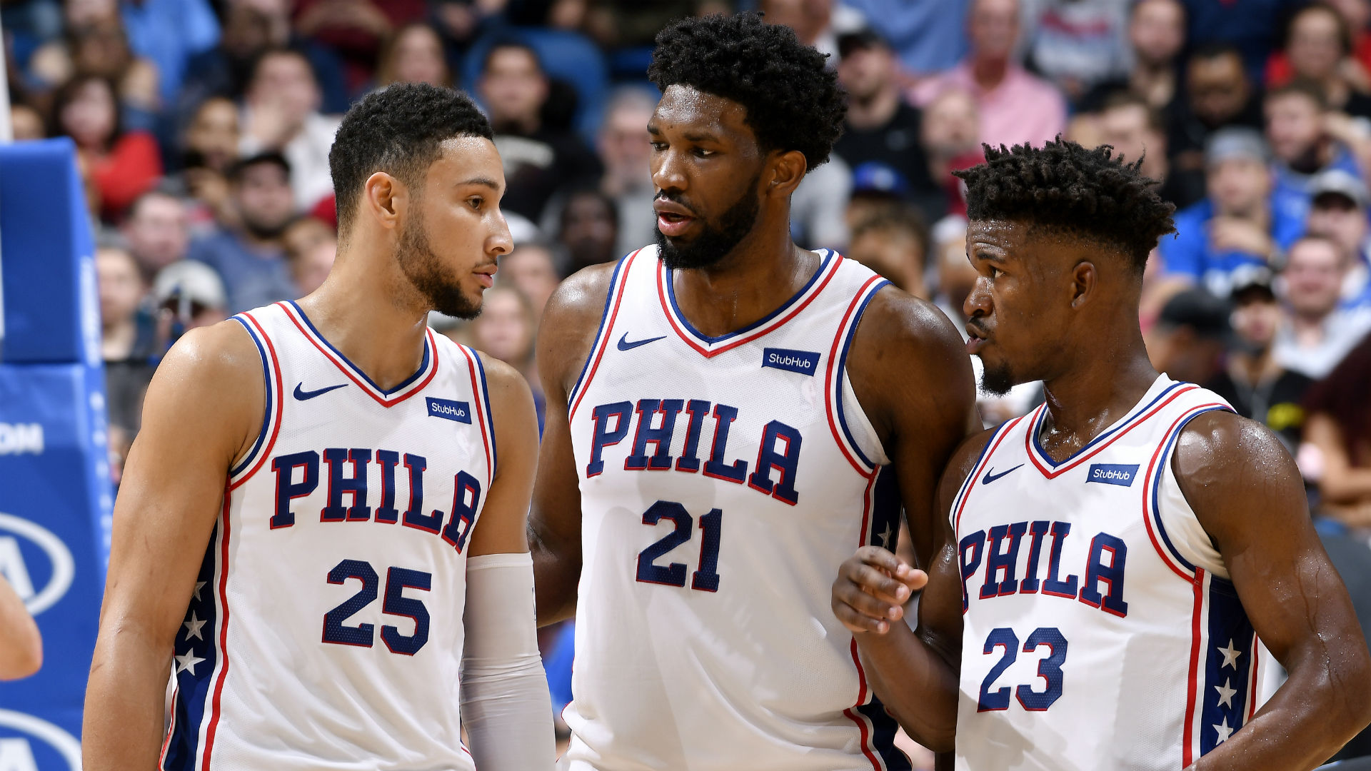 Joel Embiid Says He S Not Tired He S Frustrated With His