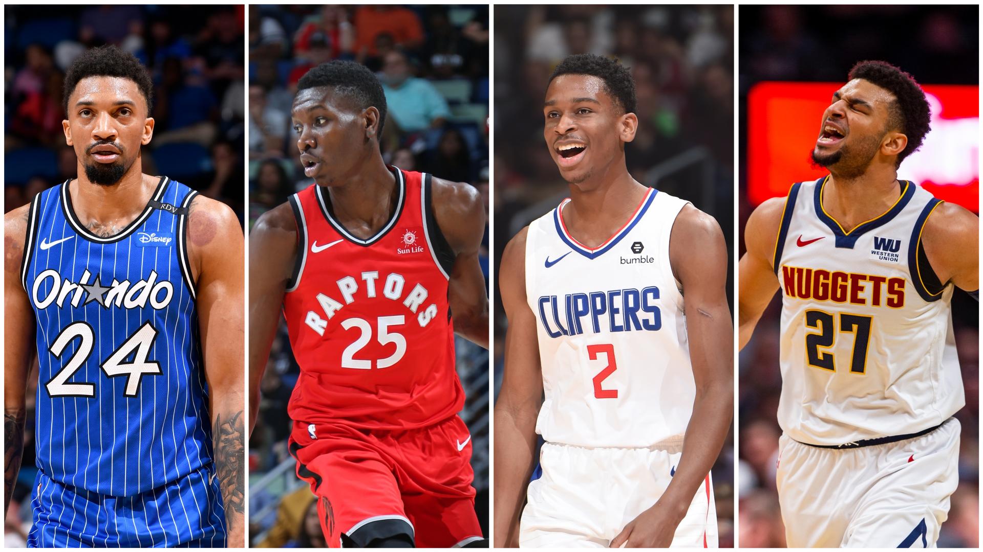 NBA Playoffs 2019: A look back at postseason debuts of ...