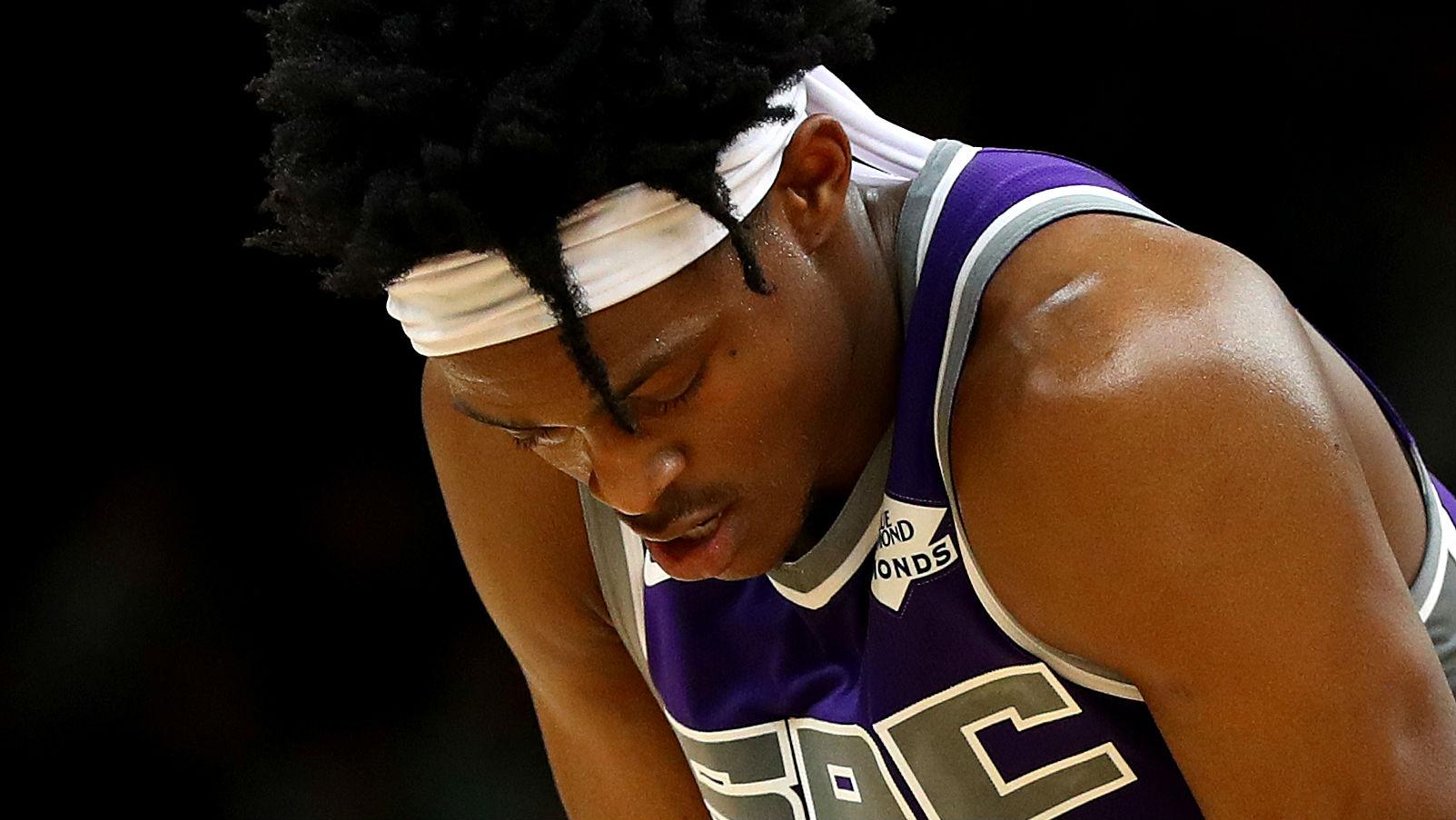 Celtics Vs Kings Image: A Sacramento Kings Se Le Va El Tren De Los Playoffs