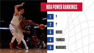 Jokic and Leonard are jostling for the top spot