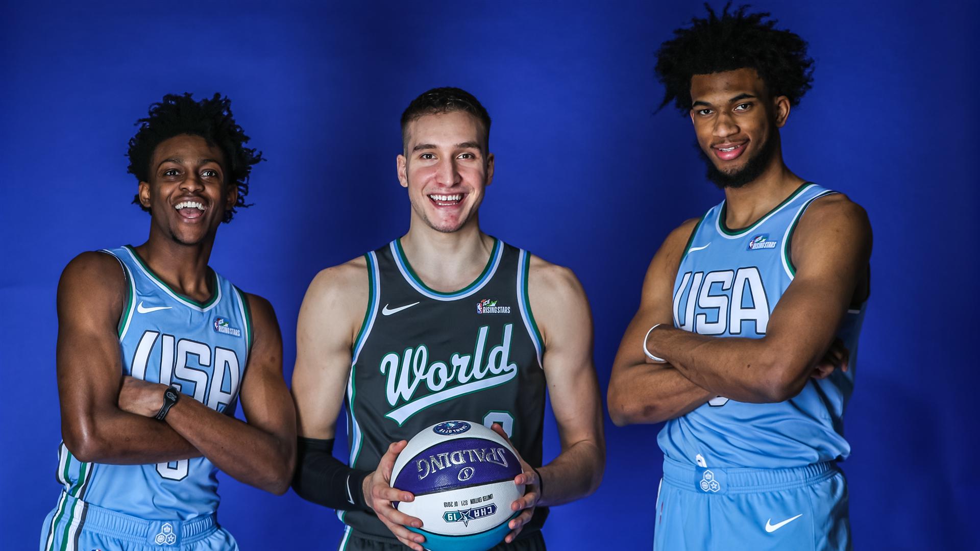 NBA All Star 2019  De Aaron Fox 29fa2a505
