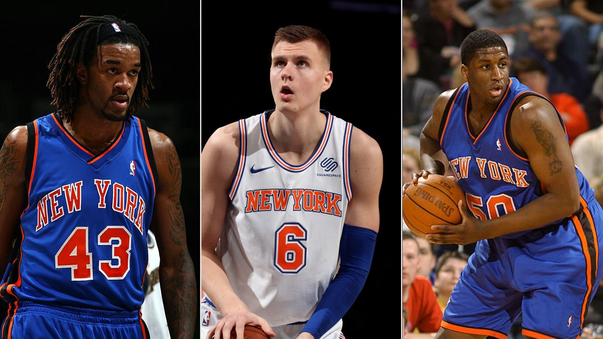 NBA Draft 2019: New York Knicks 1st Round draft picks ...
