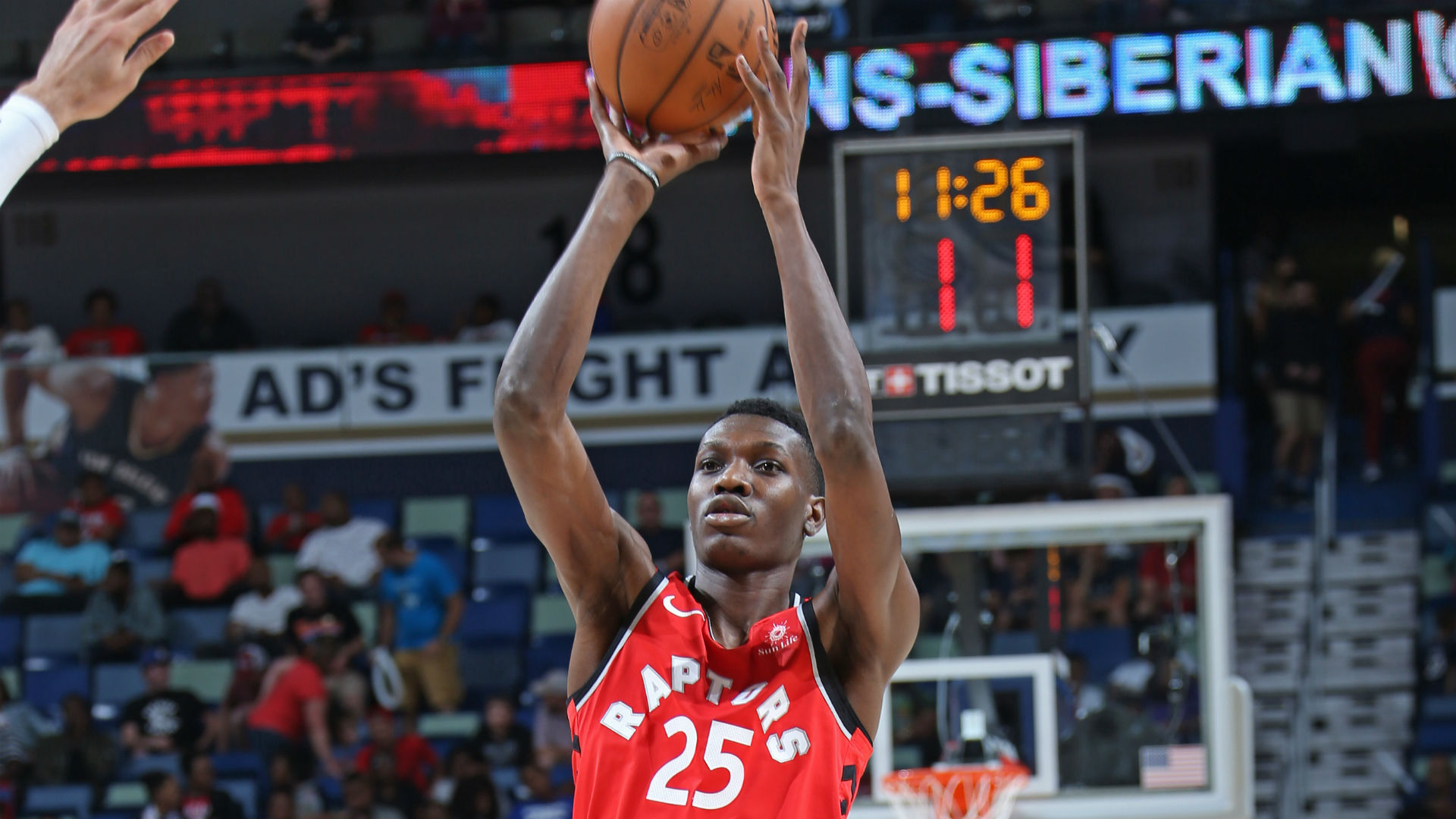 Raptors News: Report: Toronto Raptors Sign Chris Boucher To Multiyear