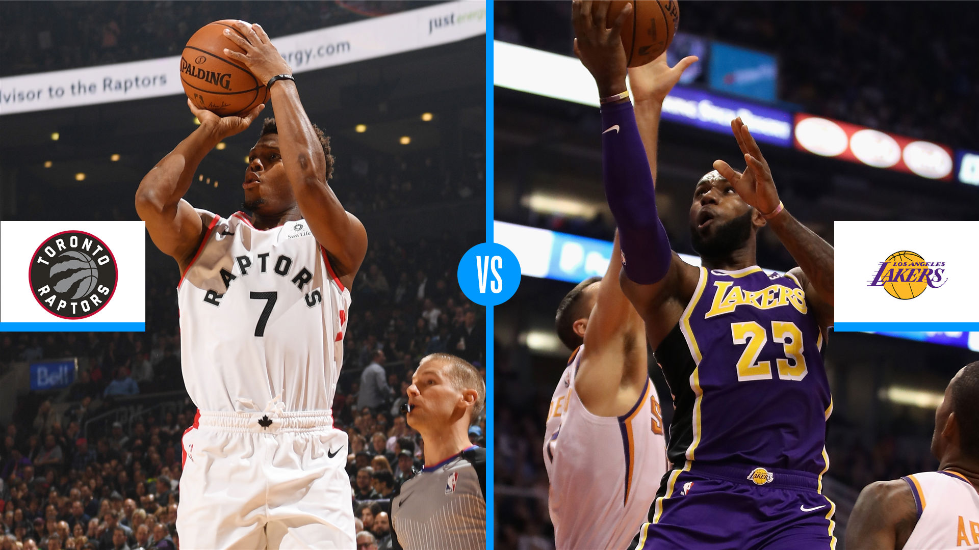 Lakers Vs Raptors Detail: Toronto Raptors Vs. Los Angeles Lakers: Game Preview, Live