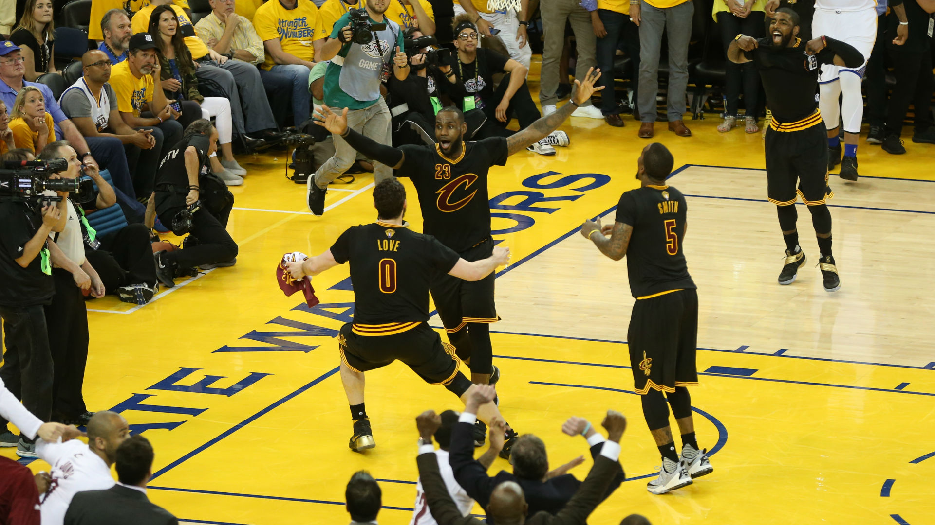 NBA Christmas Day 2018: LeBron James vs Golden State Warriors and other great rivalries in NBA ...