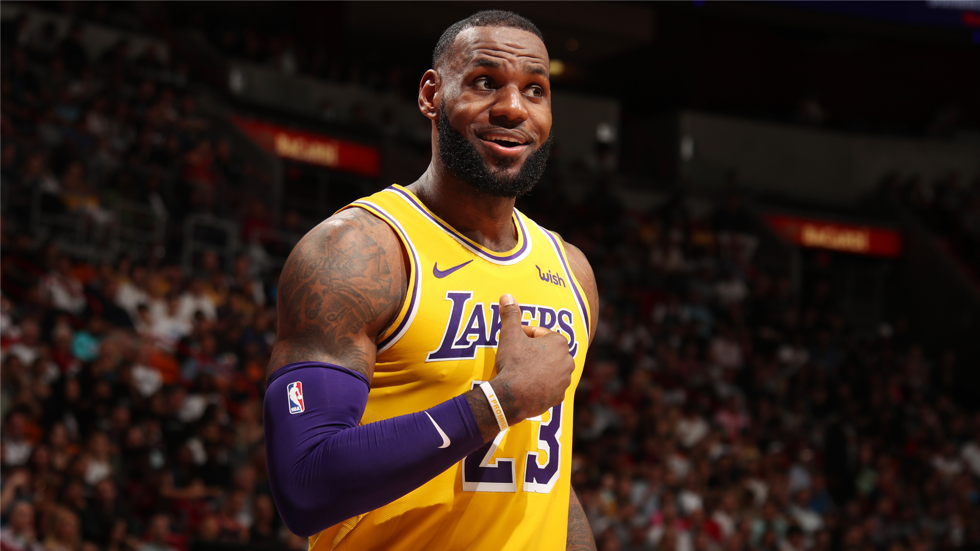 128d2a485050 Records broken during LeBron James  51-point explosion in Miami ...