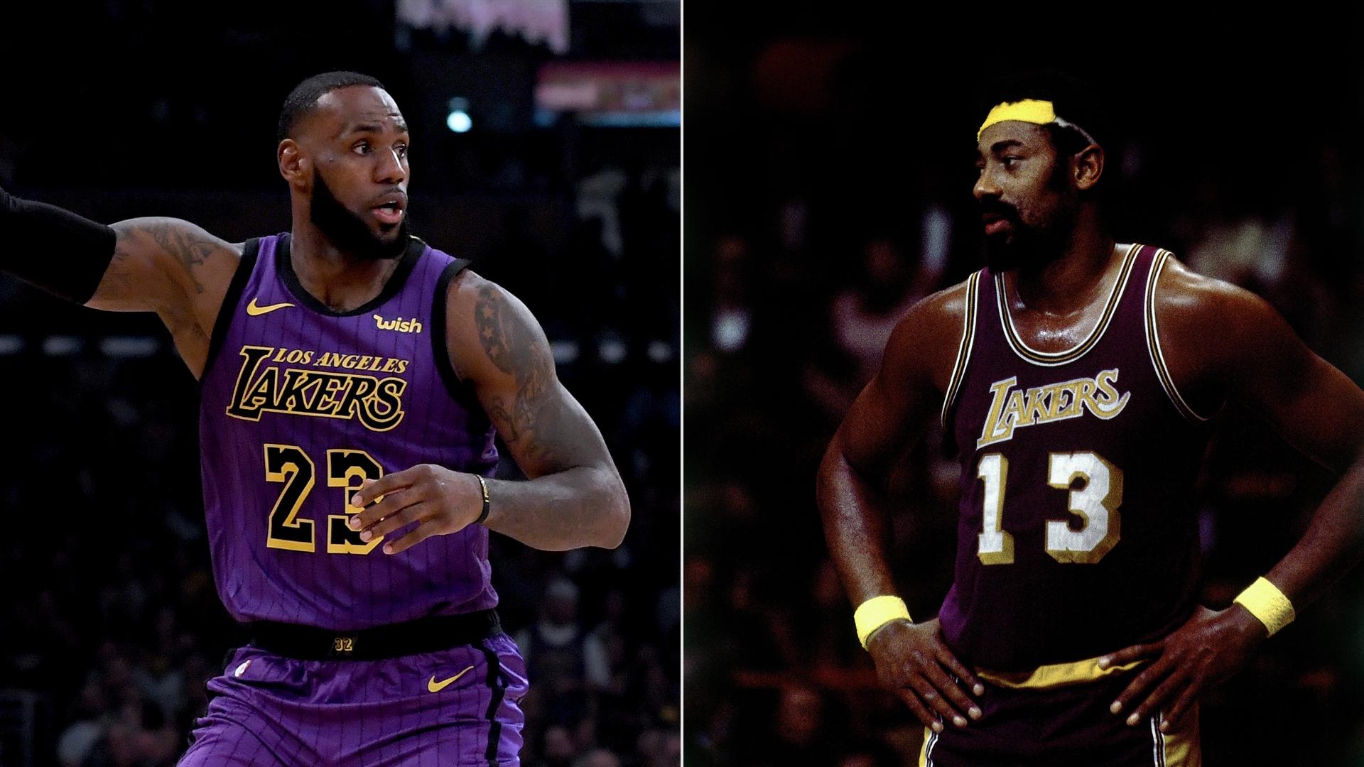 How LeBron James is the new Wilt Chamberlain | NBA.com